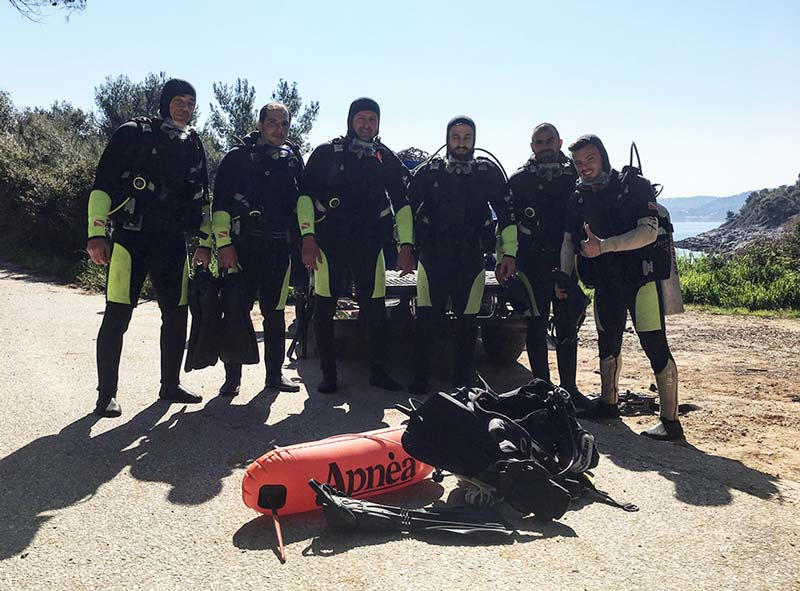 Γίνε Scuba Diver!